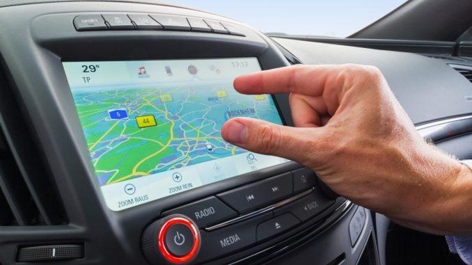 autoradio GPS android