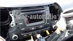 branchement autoradio Hyundai I20