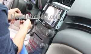 installer autoradio Chevrolet Malibu