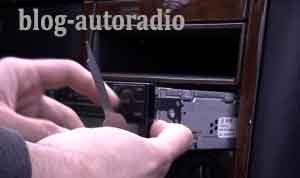 installer autoradio Volkswagen MK5