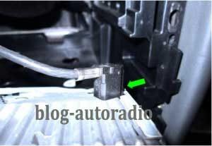 installer autoradio Porsche Cayenne
