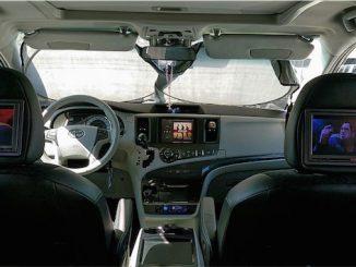avoir la TV dans une voiture