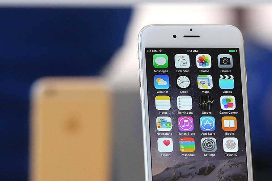contrôler votre iPhone