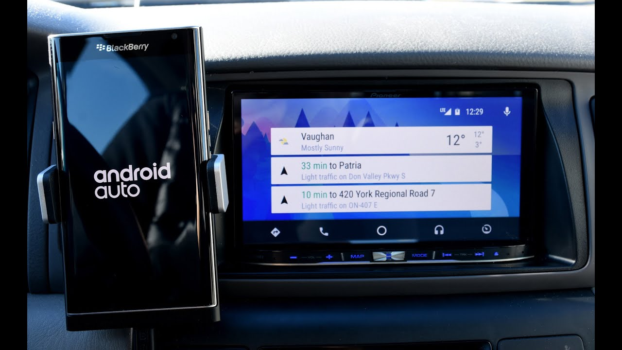 installer Android auto