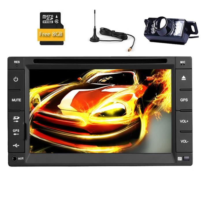 système vidéo voiture