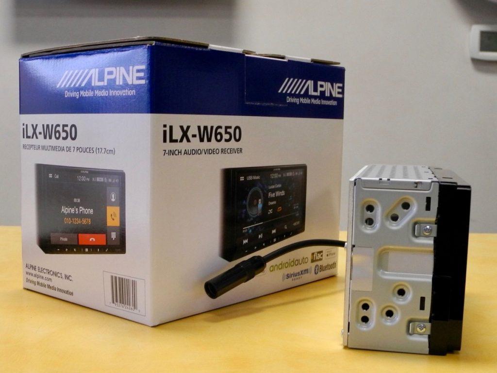 Alpine iLX W650