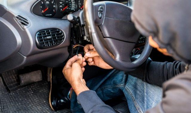 système d'alarme de voiture